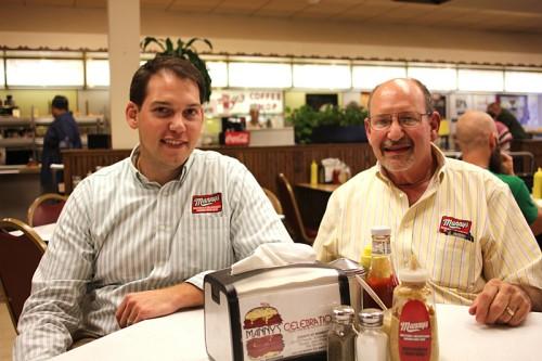 Dan and Ken Raskin