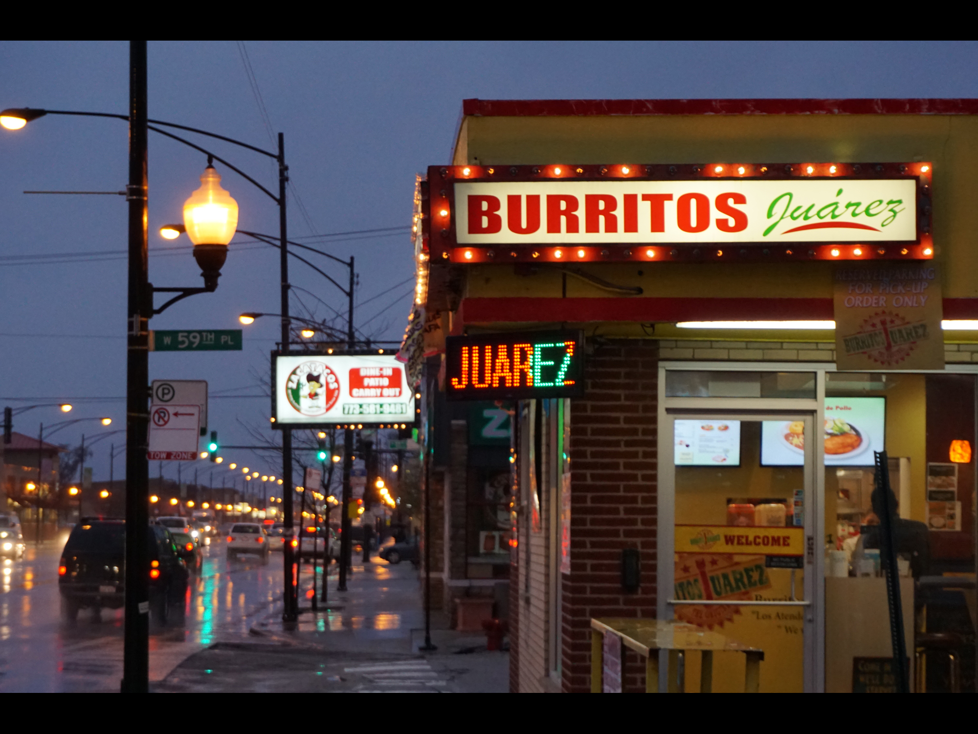 THE FOODITOR GUIDE TO THE NORTEÑO BURRITOS AT BURRITOS JUAREZ