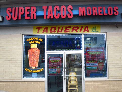 Super Tacos Morelos