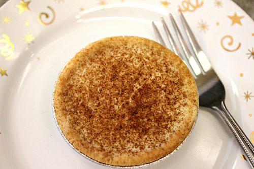 Dutch custard pie