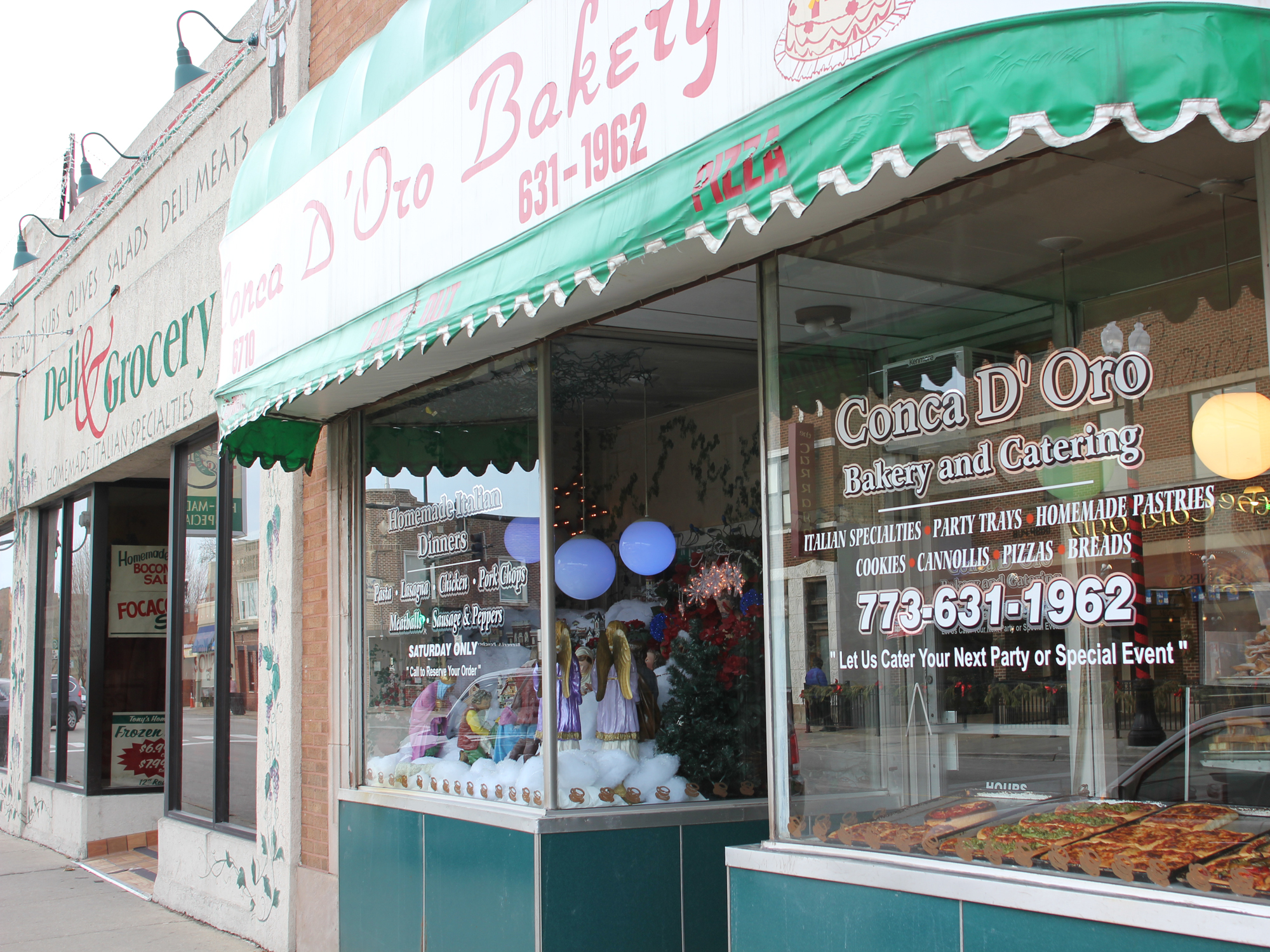 THE FOODITOR GUIDE TO OLD SCHOOL SHOPS ON THE NORTHWEST SIDE