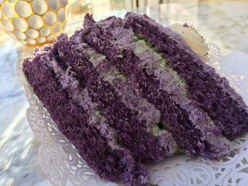 Dense Ube Cake Recipe