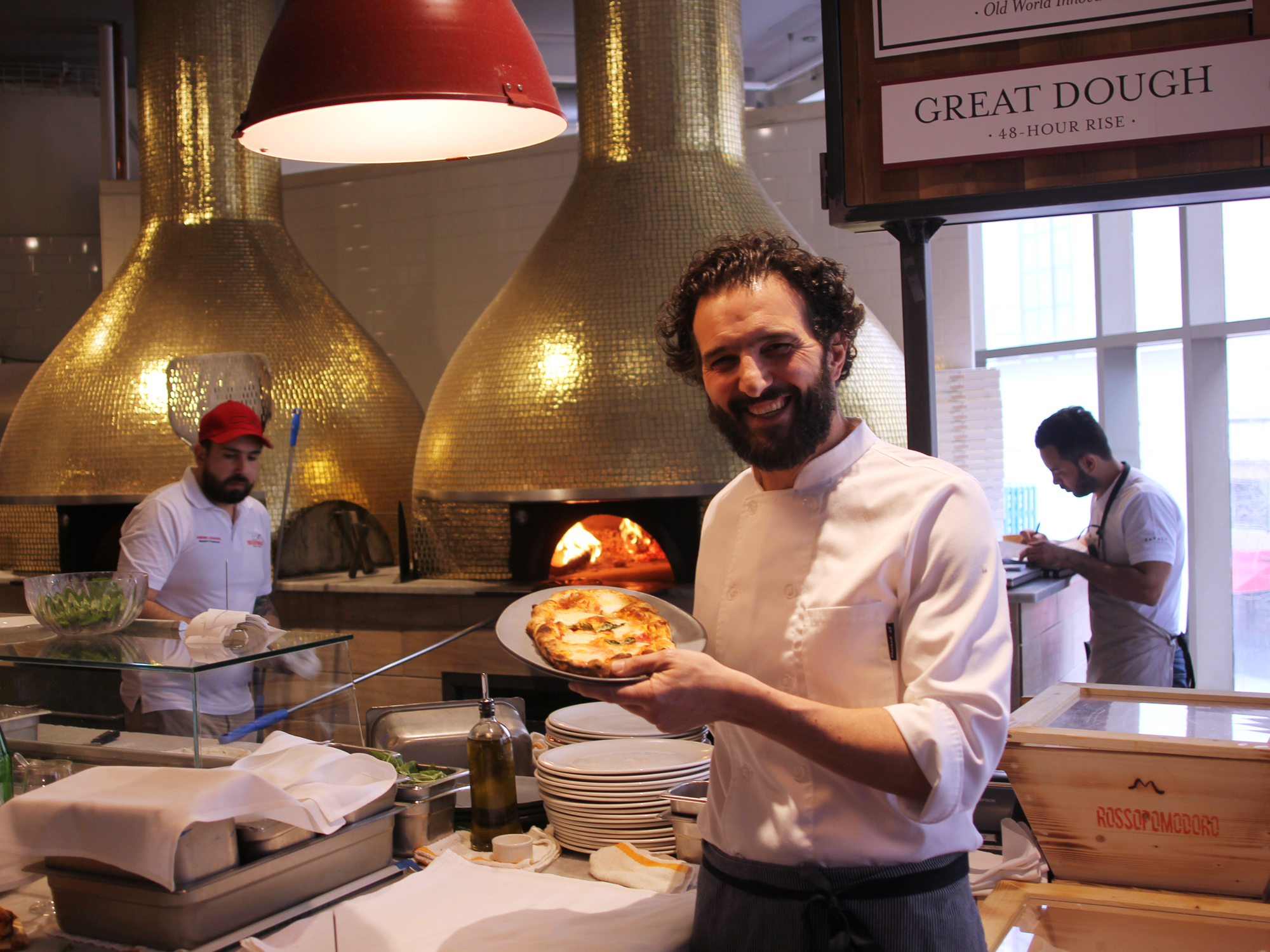 EATALY IS CHANGING NEAPOLITAN PIZZA JUST FOR YOU, CHICAGO
