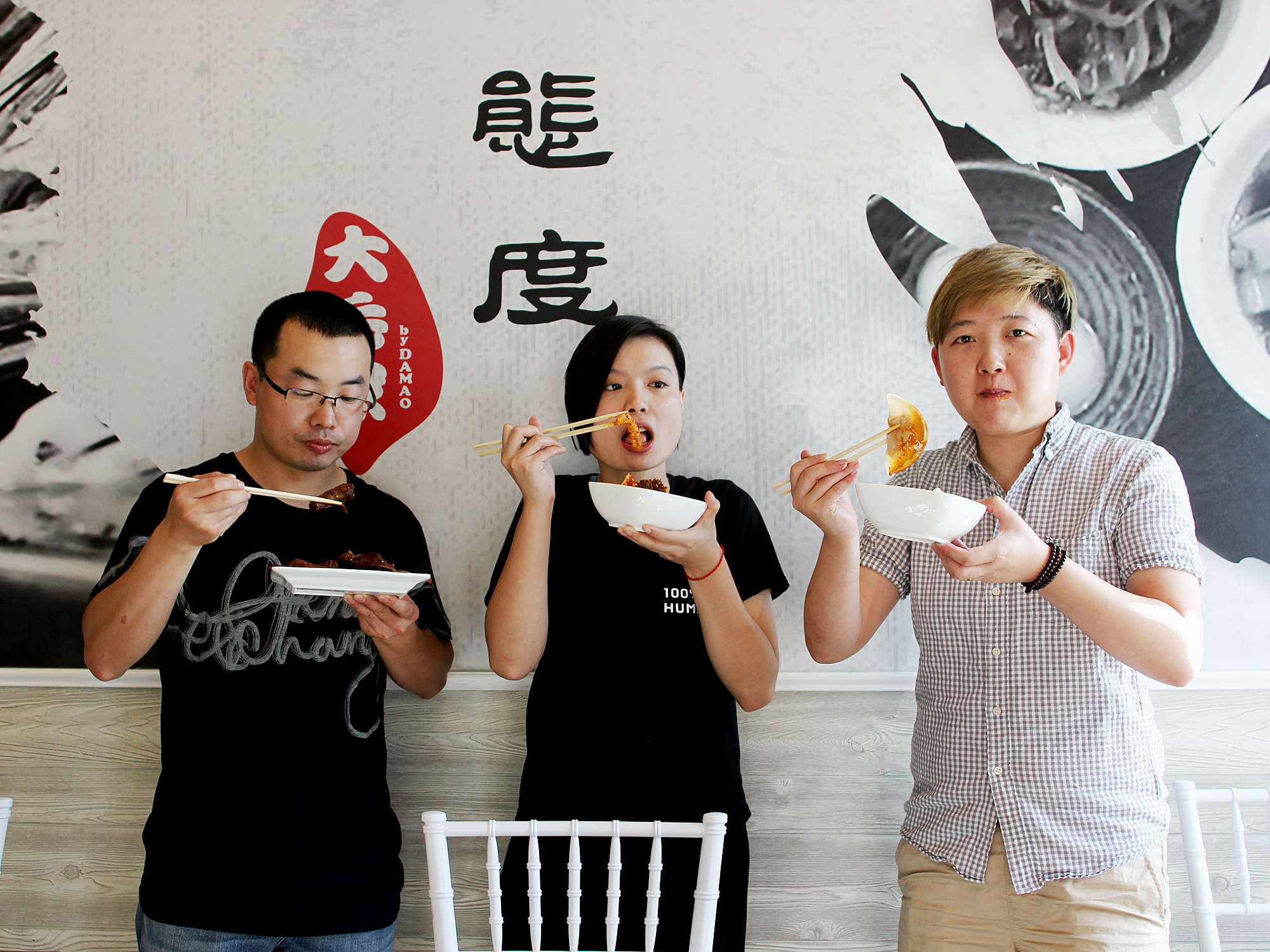 GET THE TASTE OF STREET FOOD IN CHENGDU AT <br>A PLACE BY DAMAO