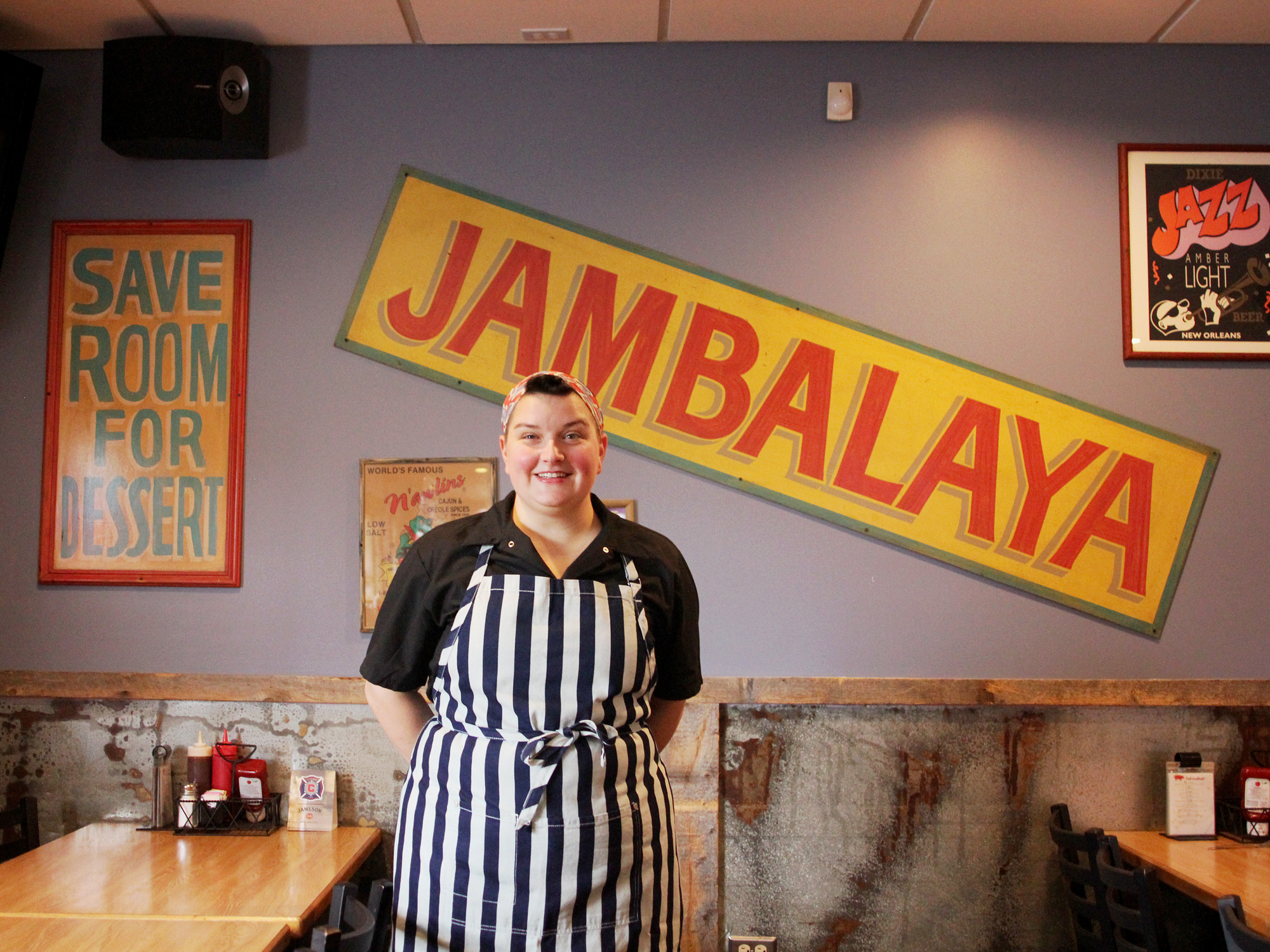 BIG CITY PASTRY CHEF MOVES TO SUBURBIA