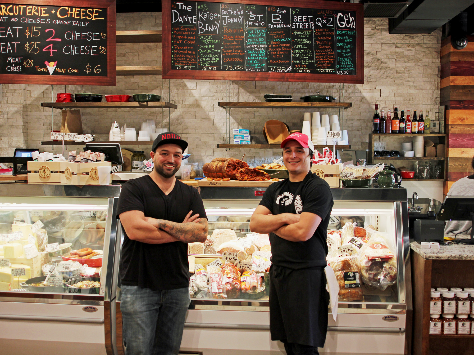 TEMPESTA MARKET: SUCH MEATS AS DREAMS ARE MADE ON