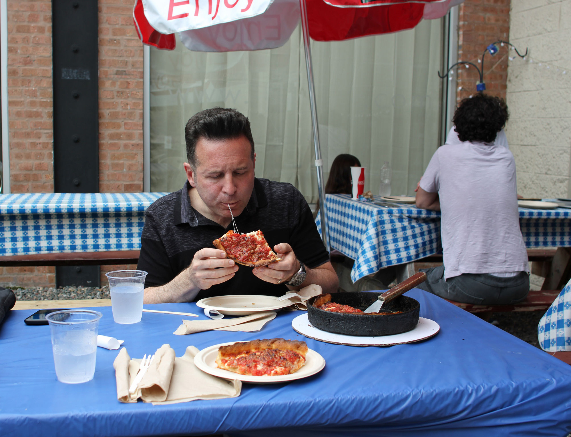 TALKING WITH STEVE DOLINSKY ON WHY CHICAGO IS PIZZA CITY, USA