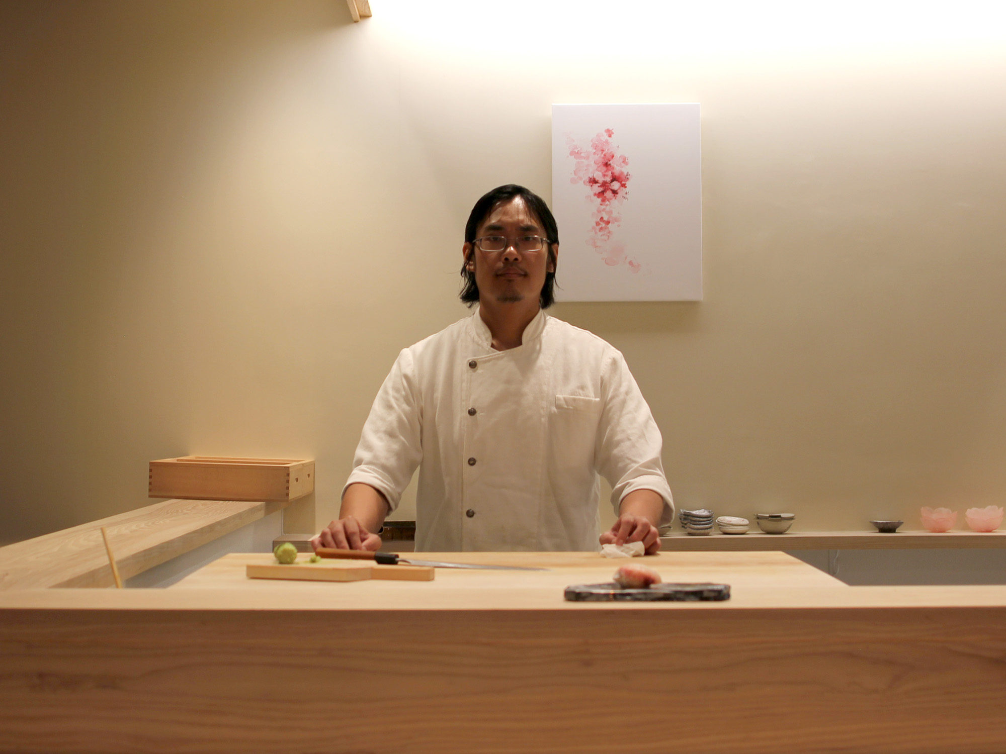 OTTO PHAN IS HERE TO MAKE CHICAGO GREAT SUSHI, AT LAST