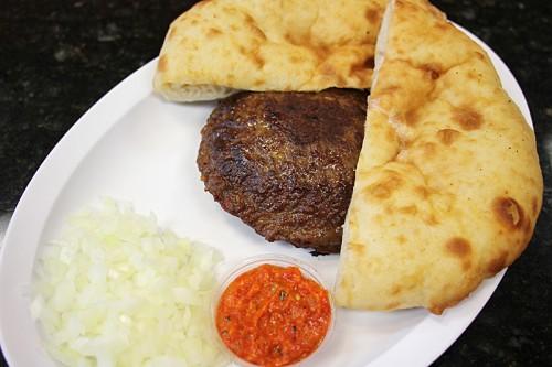 Bosnian Fill Hamburger