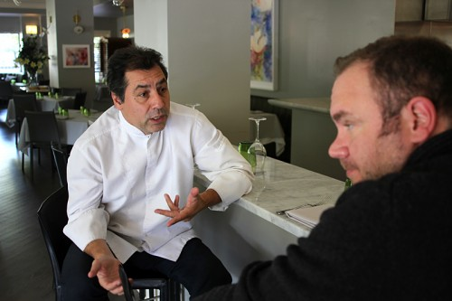 Martial Noguier and Jason Paskewitz