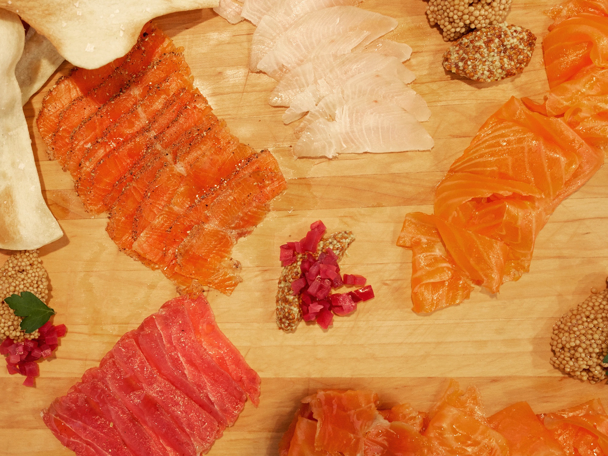 FIRST LOOK AT SNAGGLETOOTH, CHICAGO'S ARTISAN FISH DELI, OPENING SATURDAY