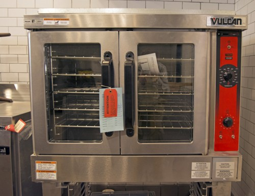 72convection oven