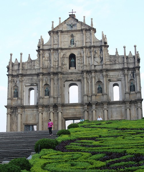 Ruin of St. Paul, Macau