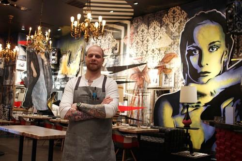 Chris Curren at Fulton Market Kitchen, 661 N. Sangamon