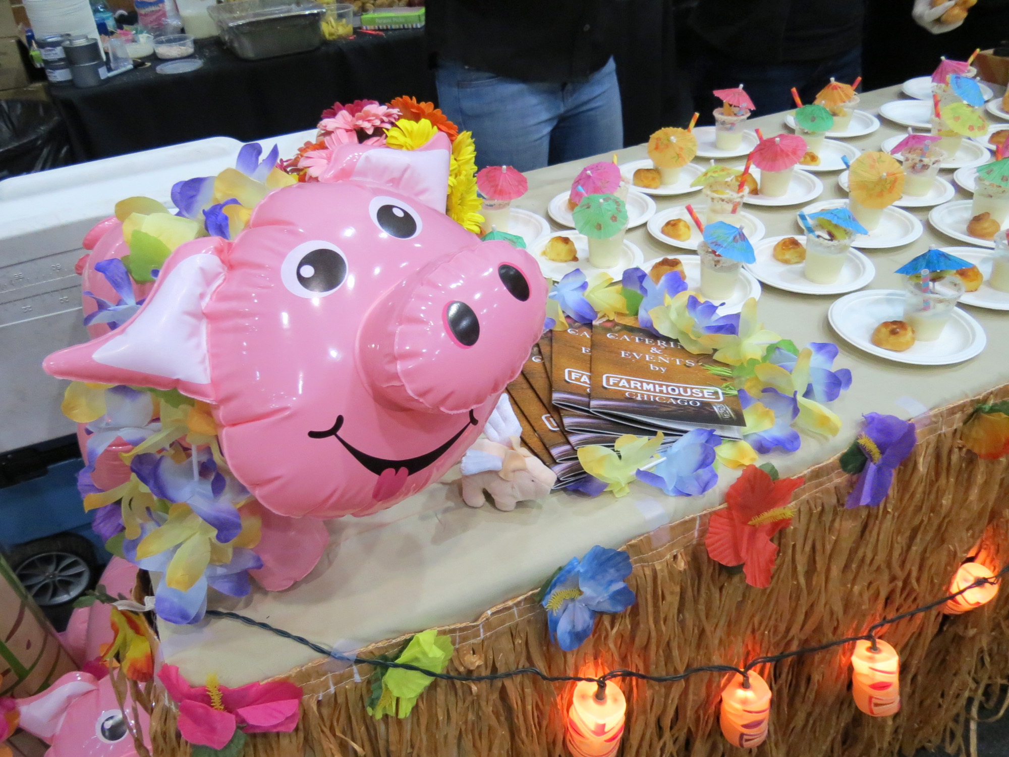 JUDGE, JURY AND PORKSECUTIONER AT BACONFEST