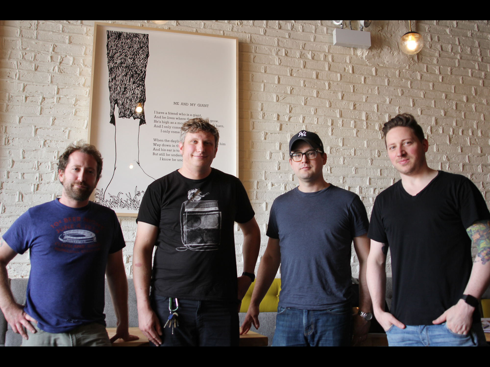 THEY MIGHT BE GIANT:<br> ROB LEVITT TALKS TO JASON VINCENT AND BEN LUSTBADER