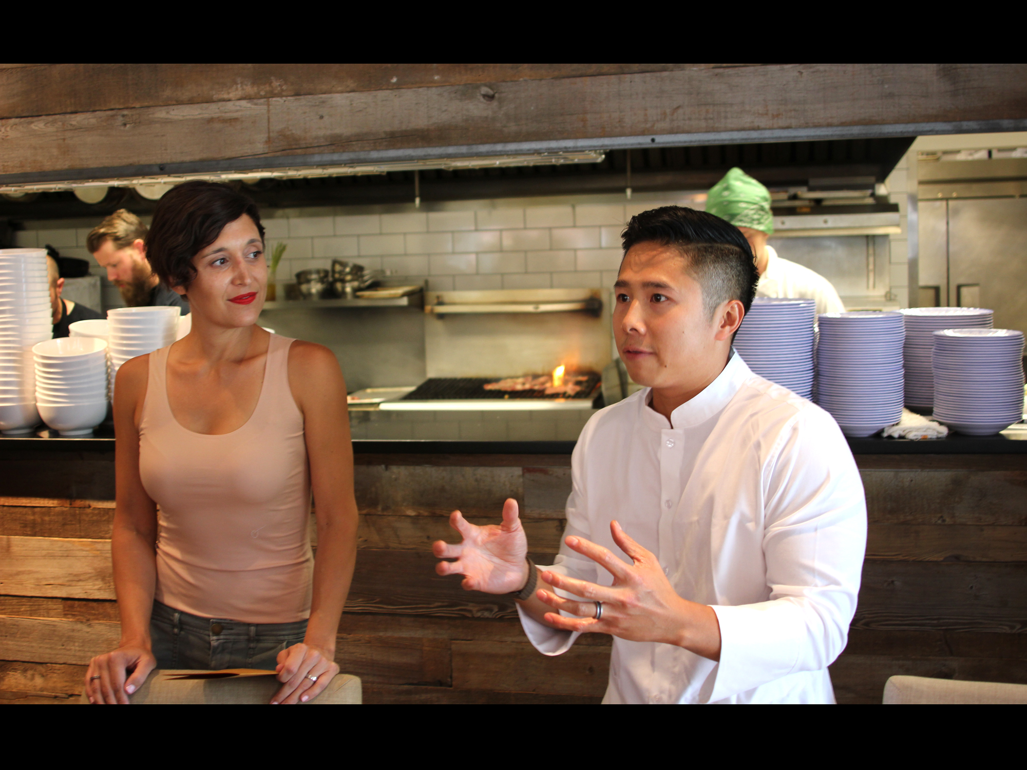 BEHIND THE SCENES WITH REFINED VIETNAMESE FLAVORS AT HAISOUS