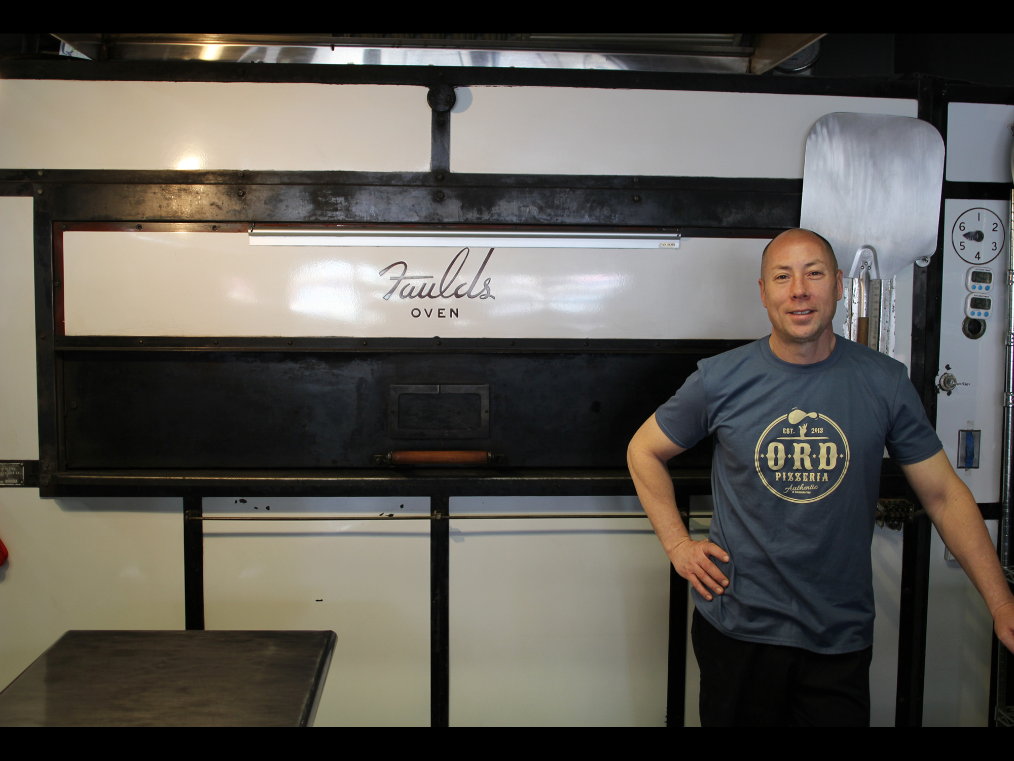 RESTORING A BADASS CHICAGO PIZZA OVEN AT ORD PIZZERIA