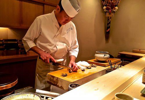 Chef Masahiro Yositake