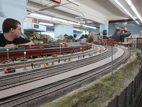 Garfield-Clarendon Model Railroad Society