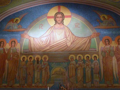 St. Scholastica chapel