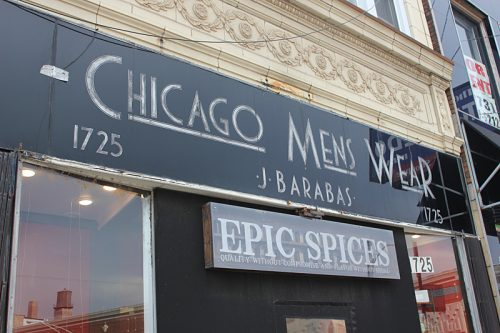 Epic Spices, 1725 W. Chicago