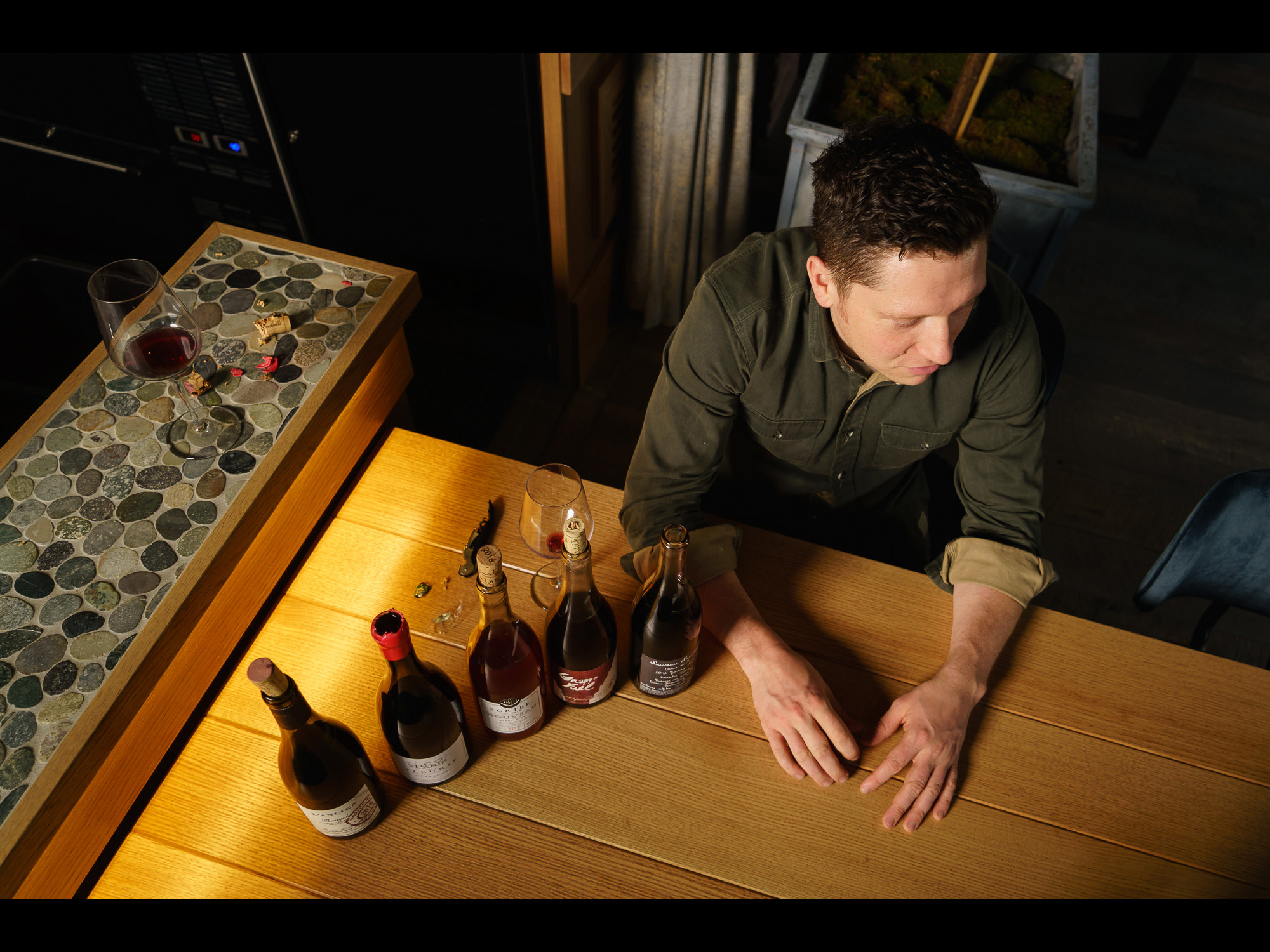 HOW A CHICAGO BEER GUY BECAME A NATURAL WINES GUY