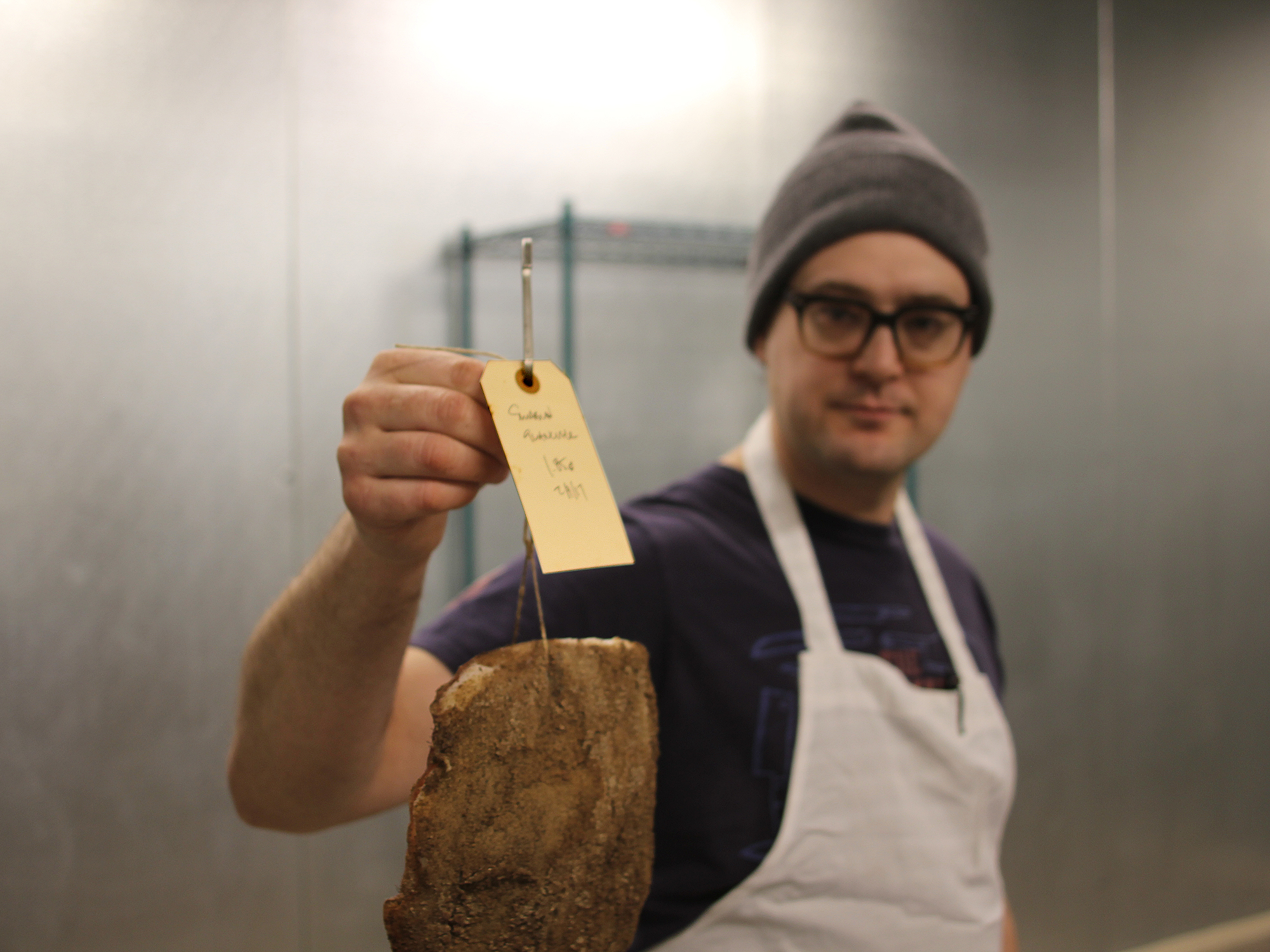 SEE WHAT'S BEEN CURING AT THE BUTCHER AND LARDER ON MARCH 2ND