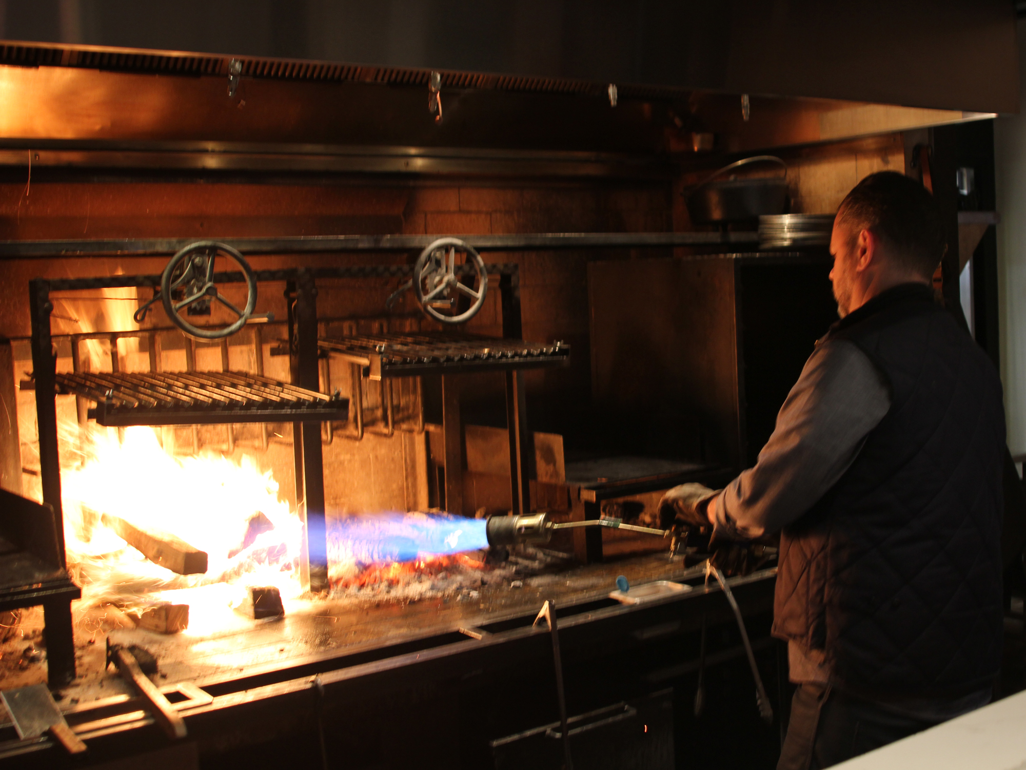 THINGS WE LEARNED IN THE FIRE OF AN ARGENTINE GRILL
