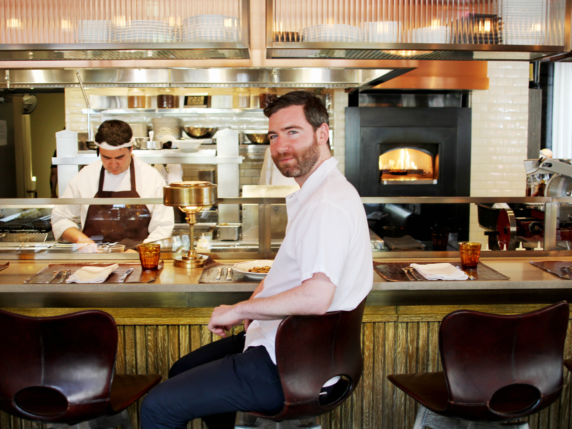 NEW FISH: BILL MONTAGNE ON TAKING OVER NICO OSTERIA